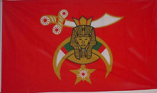 New listing New 3X5Ft Shriner Shriners Banner quality Flag