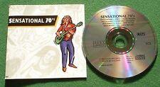 Sensational 70s Osibisa Drifters Bob Marley Chicago Tams Steely Dan + CD