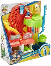 Toy Story 4 Fisher-Price Imaginext Playset Featuring Disney Pixar Carnival