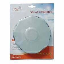 Maplin Topray Solar Combiner to Combine Up To 8 Units Of Solar Charger