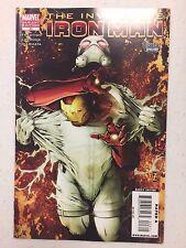 The Invincible Iron Man #23 Bande Dessinée Marvel 2010 Variante