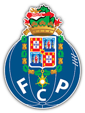 "FC Porto Portugal Football Soccer Car Bumper Sticker Decal 4""X5"""