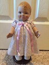12 Inch Craft Doll Daisy Kingdom Vinyl Doll 1991