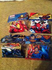 4 Packs Elastic Bracelets Superhero Batman,ironman,Superman,Spiderman