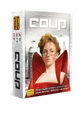 Coup The Dystopian Universe