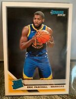 2019-20 Donruss Rated Rookie Eric Paschall #238 Golden State Warriors
