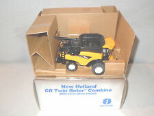 New Holland CR970 Twin Rotor Combine 2005 Farm Show Edition 1/64th Scale