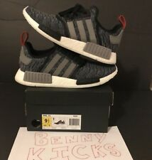 adidas Originals  NMD_R1 Glitch Core Black Camo sz 9.5 - Black - Men's