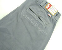Levis Vintage Clothing LVC 1950s Tab Twill Trousers Faded Quicksilver Gray
