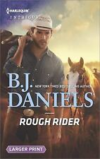 Whitehorse, Montana the Mcgraw Kidnapping: Rough Rider by B. J. Daniels...
