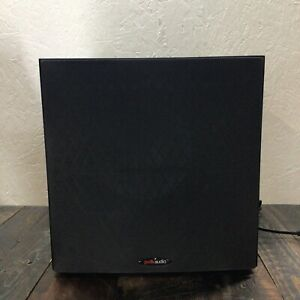 """Polk Audio PSW108 Home Theater Powered 10"""" Subwoofer USED (READ)"""