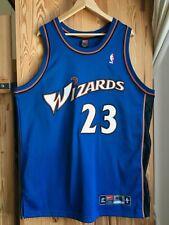 Authentic Nike Michael Jordan jersey Washington Wizards NBA 48 XL Chicago Bulls
