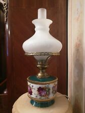 lampe porcelaine florentine made in Italie