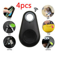 4Pcs MINI TRACKER TRACEUR GPS bluetooth ANIMAL COLLIER / VOITURE PHONE