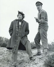 Tom Baker and Nick Courtney UNSIGNED photo - H8 - Doctor Who