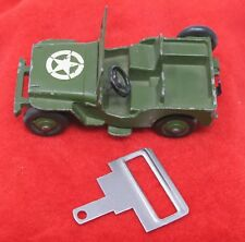 Dinky 25y Universal Jeep Windscreen for US Army &  Civilian Jeeps