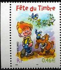 Y&T n° 3467a Fête du timbre Boule et Bill 2002  NEUF **