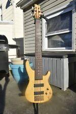 Agile Brice 6 String Bass - Vintage Toner - Nitro Finish - Bag Included