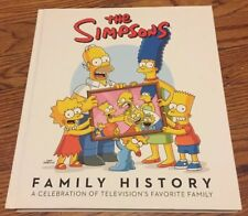 The Simpsons Family History: By Groening, Matt
