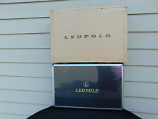LEUPOLD SX-1 VENTANA 2 15-45 X 60MM SPOTTING SCOPE KIT FACTORY SEALED NEW IN BOX