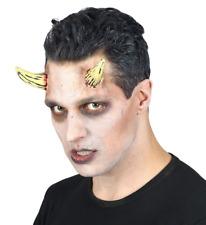 Demon Devil Horns Natural Halloween Movie Theatre Effect SFX Horror Fancy Dress