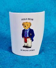 Polo Bear 🐻 Ralph 🏇🏻Lauren Broken Mug PERFECT LOGO for Craft Project