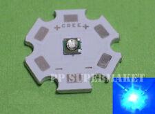 10PCS Cree XLamp XP-E Royal Blue 450-455NM 1-3W LED Light Emitter 20mm Star