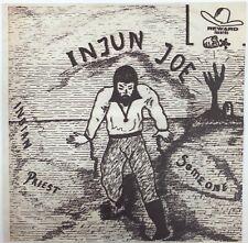 "INJUN JOE Indian Priest Someone 2018 7"" RE Belgian acid psych funk freakbeat mod"