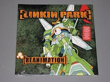 LINKIN PARK  Reanimation 2LP gatefold New Sealed Vinyl 2 LP