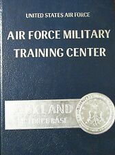 Air Force Military Training Center Lackland Yearbook...SQ 3706, FLIGHT, 156 1984
