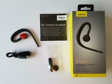 Jabra Storm Bluetooth Headset for Cell Phone, w/ Box and Accessories (For Parts)