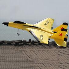 2.4G Segelflugzeug RC Flugzeug Spielzeug SU35 Fixed Wing Schaum Fernbedienung