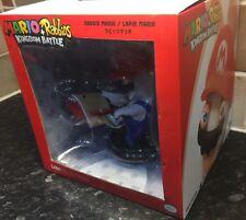"Mario Rabbid 6"" Figure, Kingdom Battle, New Boxed, Figurine"