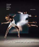 Psychology by Daniel M. Wegner, Daniel T. Gilbert, Daniel L. Schacter and...