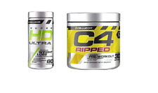 Cellucor C4 RIPPED + SUPER HD ULTRA - ULTIMATE WEIGHT LOSS & ENERGY STACK *BOGO*