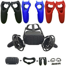 1set Sweat-proof Silicone Face Eye Mask Cover Pad Grip Case for Oculus Quest VR