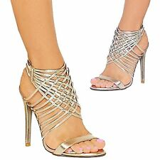 Special Occasion Stiletto Synthetic Leather Shoes for Women