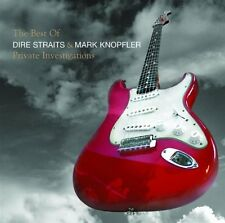 MARK KNOPFLER & DIRE STRAITS - PRIVATE INVESTIGATIONS: BEST OF 2-LP VINYL ALBUM
