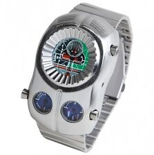 TOKYOFLASH ELEENO LEIJI METER LED WATCH, COOL, UNIQUE, RARE, FUTURISTIC