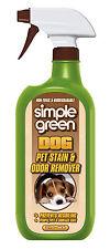 Pet Stain & Odor Remover, Dog Formula, 32-oz. Spray
