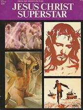 More details for jesus christ superstar - souvenir film book