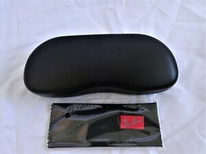 RAY-BAN Leather Case with Cleaning Cloth
