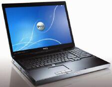 DELL PRECISION M6500 Laptop CORE i7, 17 inch, 4GB Ram, HDD 500GB Webcam Win 10