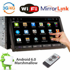 "Android 6.0 Double 2 Din 7"" Car DVD Player Stereo 4G WIFI GPS Navigation+Camera"