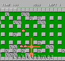 Bomberman - Classic Fun NES Nintendo Game