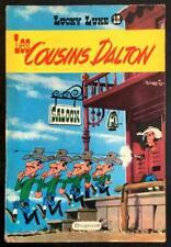 Lucky Luke 12 Les Cousins Dalton (Morris) (be/tbe)