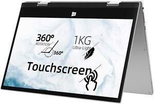 Jumper 11.6 inch Touchscreen Laptop 6GB DDR3 RAM 128GB eMMC 360 Degree Rotatable