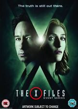 X FILES - SERIES 10 COMPLETE ALL EPISODES BOX SET COLLECTION NEW UK REGION 2 DVD