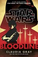 Star Wars : Bloodline, Hardcover by Gray, Claudia, Acceptable Condition, Free...