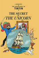 [ LE SECRET DE LA LICORNE BY HERGE](AUTHOR)HARDBACK, New, Herge Book